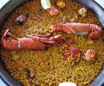 paella-con-bogavante-restaurante-elsaler