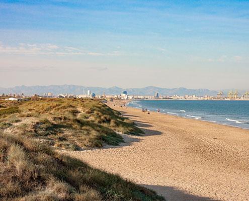 playa-el-saler-dunas